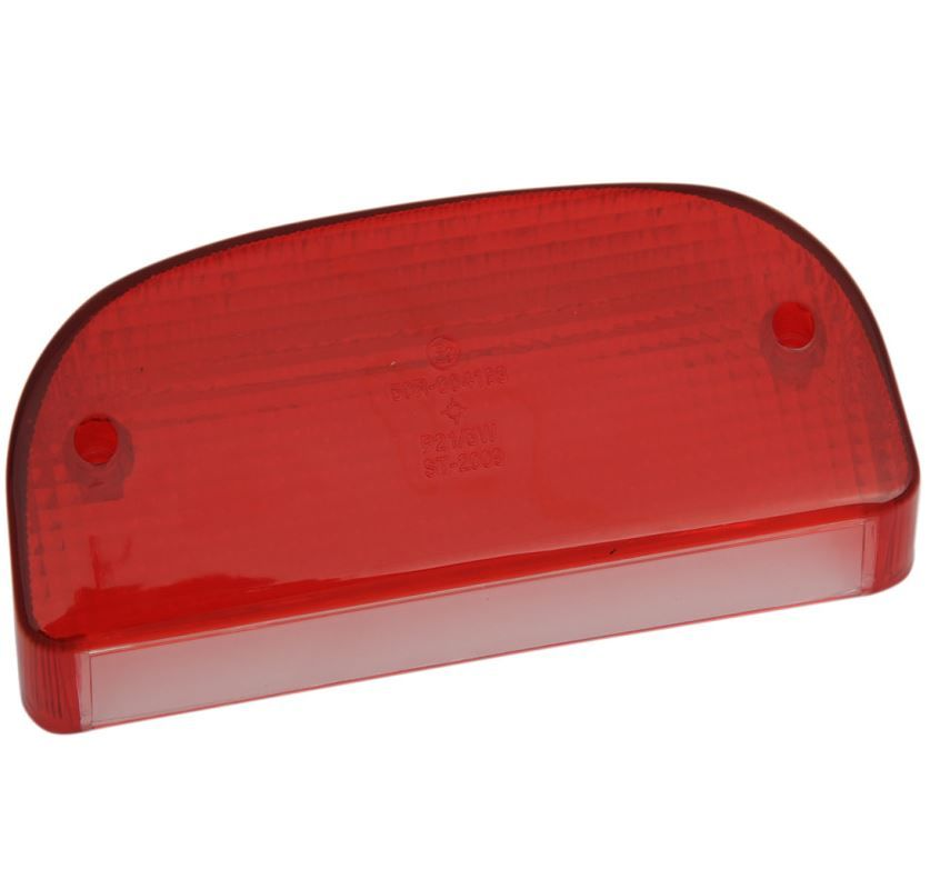 REPLACEMENT TAILLIGHT LENS FOR PART #'S DS272026/DS272021