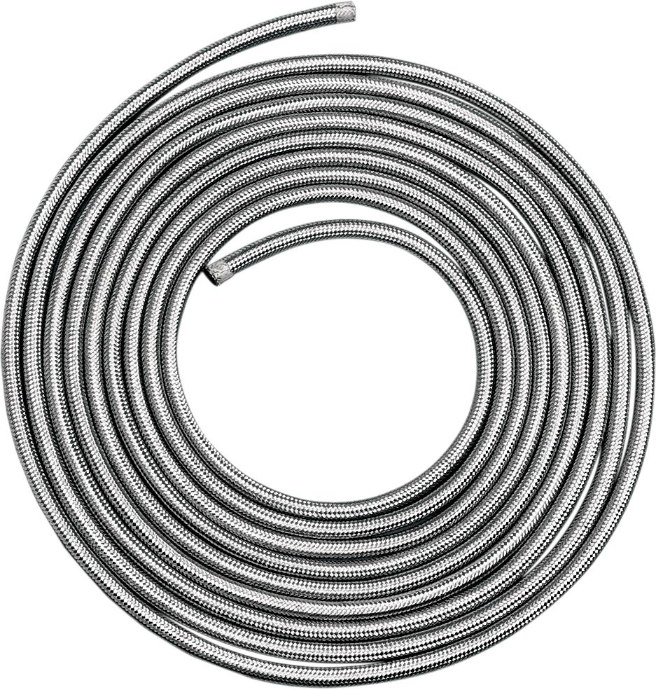 """STAINLESS STEEL BRAIDED HOSE 3/8""""X3'"""